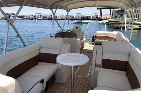 pontoon boat rental powell lake ft rentals marina options