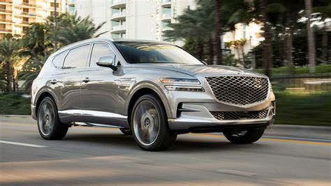 Watch our video to find out what we think. 2021 Genesis GV80 Priced From $48,900, Breaks $70k In Top Trim