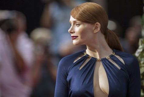 actress in jurassic world bryce dallas howard s jurassic world workout came from
