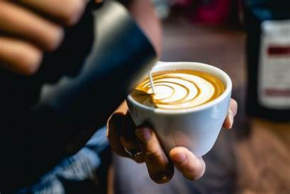 Latte Course Training Pouring Coffee Learn Finally