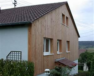 Holzfassade Lärche Anleitung : fassaden lautenschlager dach und holzbau ~ A.2002-acura-tl-radio.info Haus und Dekorationen