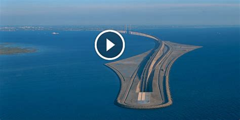 scandinavian architectural masterpiece  oresund bridge
