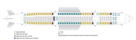 plan des sieges airbus a320 air transat passe à 9 sièges de front sur airbus a330 300