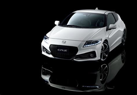 honda cr  hybrid coupe soldiers   minor upgrades