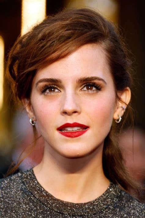 Elle Magazine Hair Emma Watson Ema