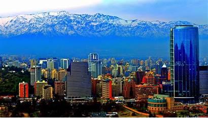 Santiago Wallpapers Chile Desktop