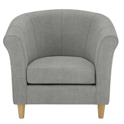 tub chairs lewis lewis the basics juliet armchair hayden silver at