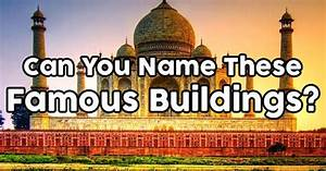Can You Name These Famous Buildings? | QuizPug