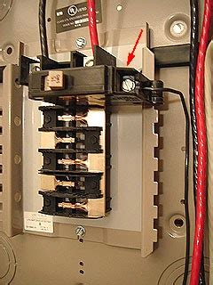 Electric Work Adding Sub Panel Installing Wiring The