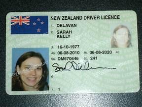 New zealand drivers licence - diacompabea