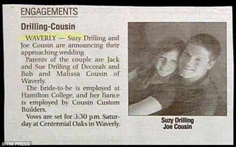 Are These The Worst Couple Names Ever? From Shaver-nicely
