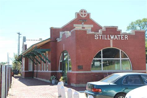 Stillwater Santa Fe Depot - Wikipedia