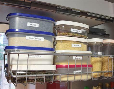 Kuchen Ordnungssystem by Ordnungsideen F 252 R Reis Nudeln Polenta Und Co Im