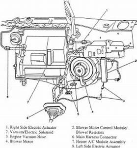 repair guides heating and air conditioning blower With of blower motor blower switch blower motor resistor ac switch