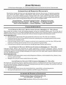 Sales marketing resume resume ideas for Sample resume for experienced marketing professional