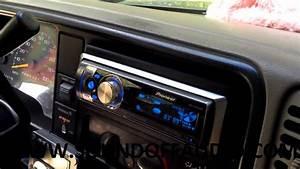 Chevy Ext  Cab Speaker Box 1988
