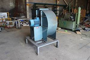 Used 2007 aerotech MVZ270 10 Industrial Exhaust Fans in ...