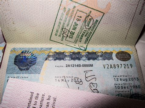 travel guide   extend indonesian tourist visa