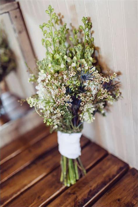 rustic green wedding bouquet wedding bouquets