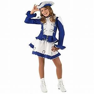 garde kostum fur kinder blau weiss online kaufen With katzennetz balkon mit garde kostüm kinder