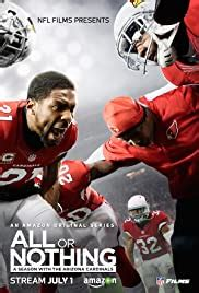 All or Nothing: A Season with the Arizona Cardinals (TV ...