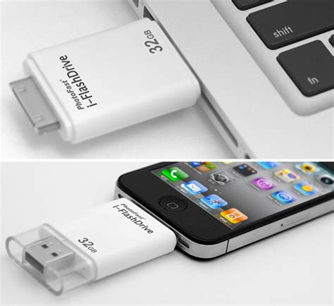 iflash drive iphone use as usb flash drive apple iphone forum