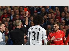 Red card Gerrard is pivotal as Liverpool outshone by