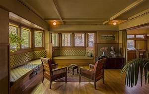 Frank Lloyd Wright, furniture designer - Curbed