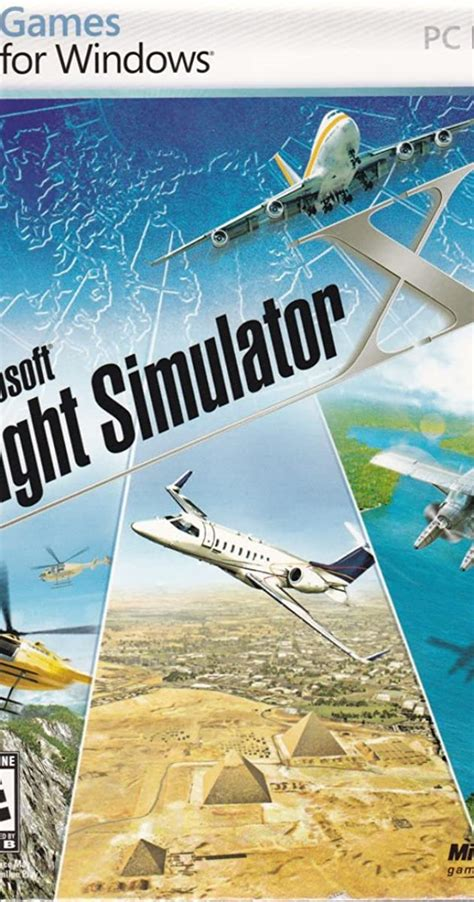 Automotive visionary carroll shelby and his british driver, ken miles, are dispatched by henry ford ii to craft a new automobile with the potential to finally defeat the dominant ferrari at the. Microsoft Flight Simulator X (Video Game 2006) - IMDb