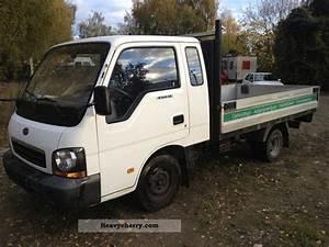 Kia K2700 2002 Stake Body Truck Photo And Specs
