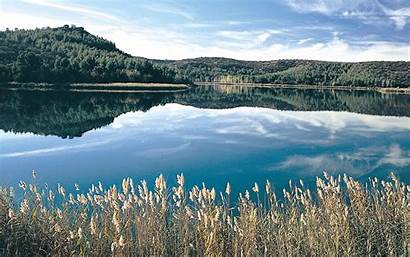 Lagunas Ruidera Parque Natural Agua Albacete Vida