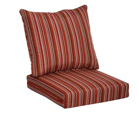 Lounge Polster Outdoor by Hton Bay Dragonfruit Stripe 2 Seating