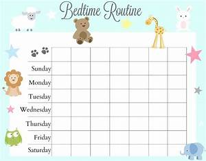 kids bedtime chart homedesignlatestsite With kitchen colors with white cabinets with bedtime routine sticker chart
