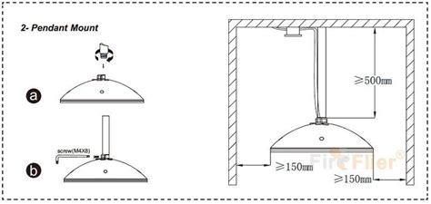 Wiring Diagram For High Bay Light by Food Processing High Bay L 120w Fireflier Lighting