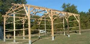Renovation Hangar En Habitation : assemblage et r novation charpente bois entreprise cadot chevet ~ Nature-et-papiers.com Idées de Décoration