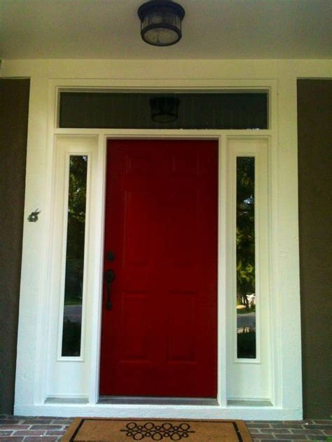 This is the color for our new front door   Duron's Stolen