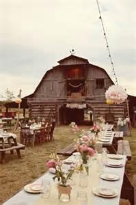 wedding barns inspired by rustic country barn weddings