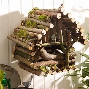 Holz Zum Bauen : 4 bauanleitungen f r vogelh user so bauen sie ein ~ Lizthompson.info Haus und Dekorationen