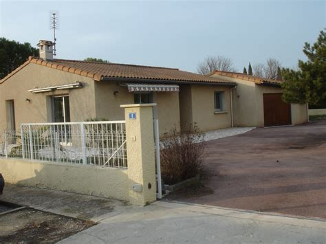 maison 5 chambres a louer maison de plain pied à louer sur malissard avec 3 chambres