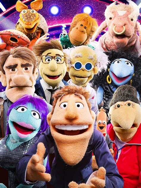 that puppet show muppet wiki