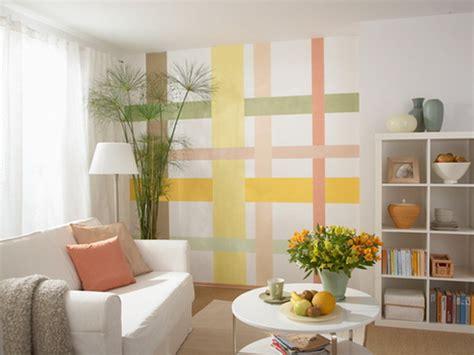 Wände Farbig Streichen Ideen by W 228 Nde Streichen Ideen