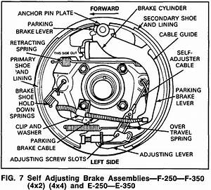 Brake Parts Question  What Am I Missing