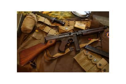 Gun Thompson Tommy Wallpapers Machine Guns Sub