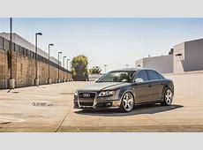 Audi RS4 B7 Wearing 20