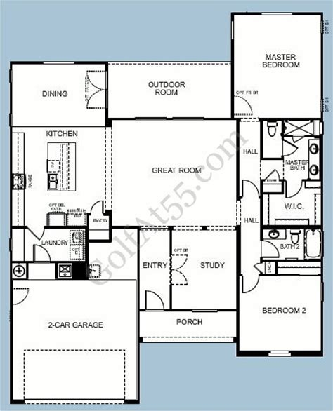 meritage homes floor plans az meritage homes floor plans houston