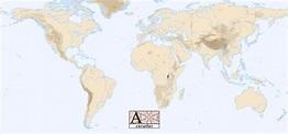 World Atlas: the Mountains of the World - Ruwenzori, Rwenzori