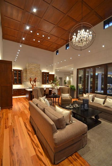 decorating a great room with high ceilings 10 high ceiling living room design ideas