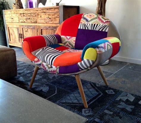 fauteuil patchwork color 233 hippie chic belle design et chic