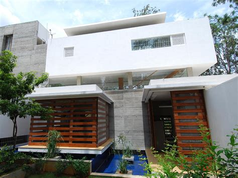 home exterior design in bangalore modern open concept house in bangalore idesignarch interior design architecture interior