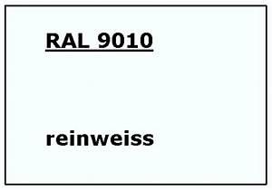 Ral 9010 Reinweiß : ral 9010 pure white glossy ~ Orissabook.com Haus und Dekorationen
